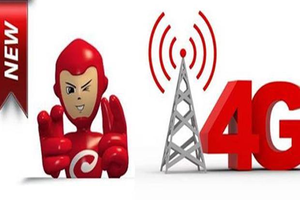 4G LTE Advanced Pertama di Indonesia Diluncurkan Oleh Smartfren