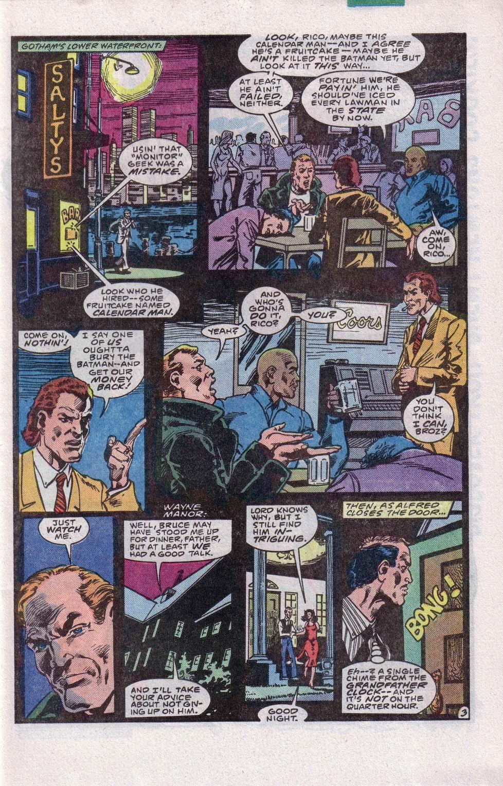 Detective Comics (1937) 551 Page 3