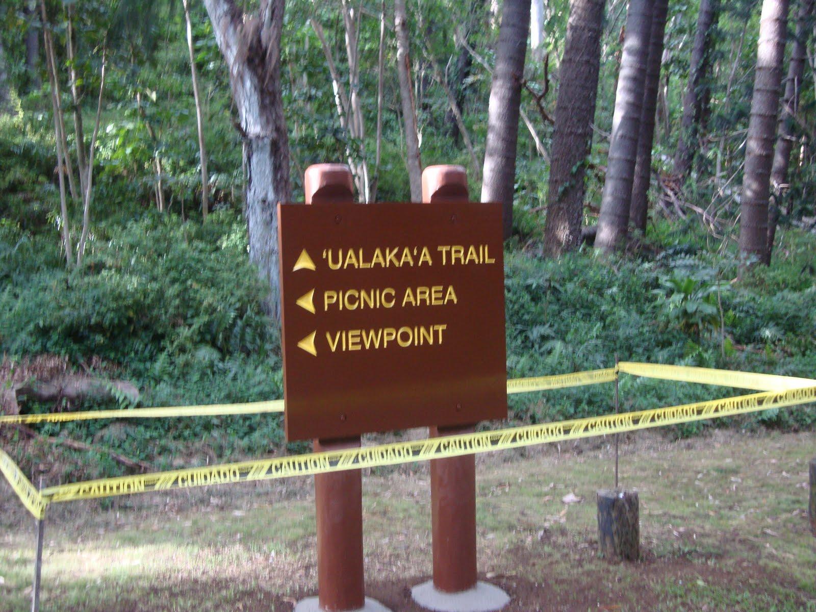 Oahu Family Activities Pu U Ualaka A State Park