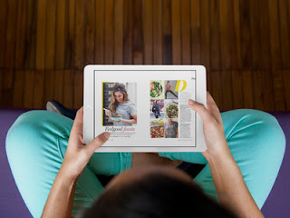 Discover the sustainable way to binge read magazines, declutter your life and save money with Readly!