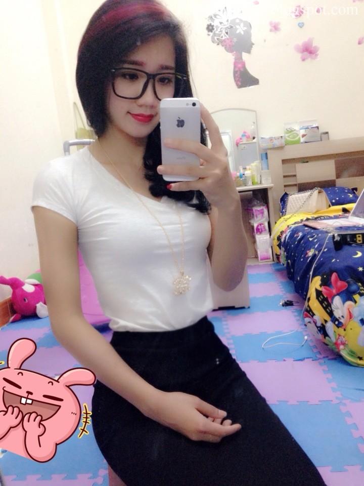 Gái xinh Facebook Nguyễn Nhung - Cô tiểu thư với thân hình nóng bỏng