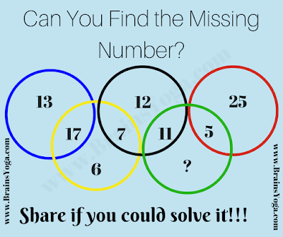 Missing Number Picture Puzzle for Kids