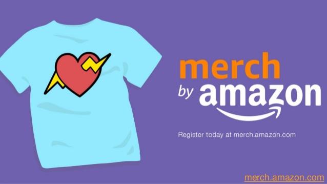 Make Money With Merch Amazon