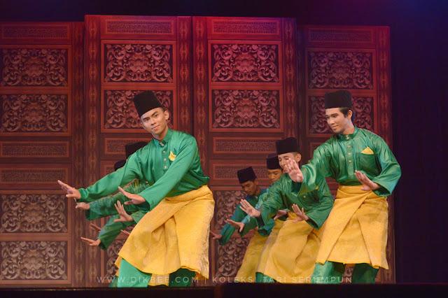 Koleksi Tari Serumpun Di MaTiC Kuala Lumpur