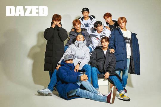 NCT 127 Korean Boy Group