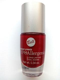 HYPOAllergenic Long Lasting Nail Enamel nr 17