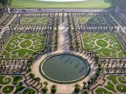 Th tre classique 2de 3 l art classique des jardins - Jardin du chateau de versaille ...
