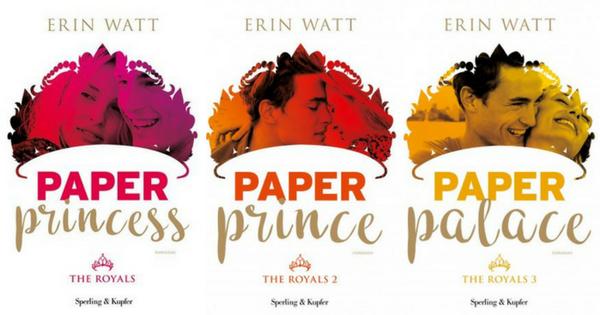 Risultati immagini per serie royals paper