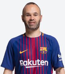 """""""Andrés Iniesta"""""""
