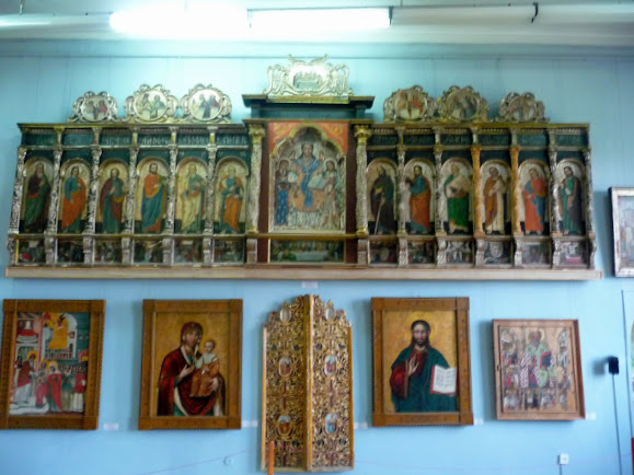 Олесский замок. Музей