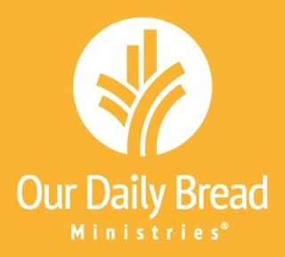 Our Daily Bread 14 October 2017 Devotional – Held by God
