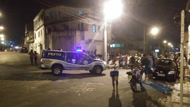 Evangélico é morto a tiros após sair de igreja em Feira de Santana