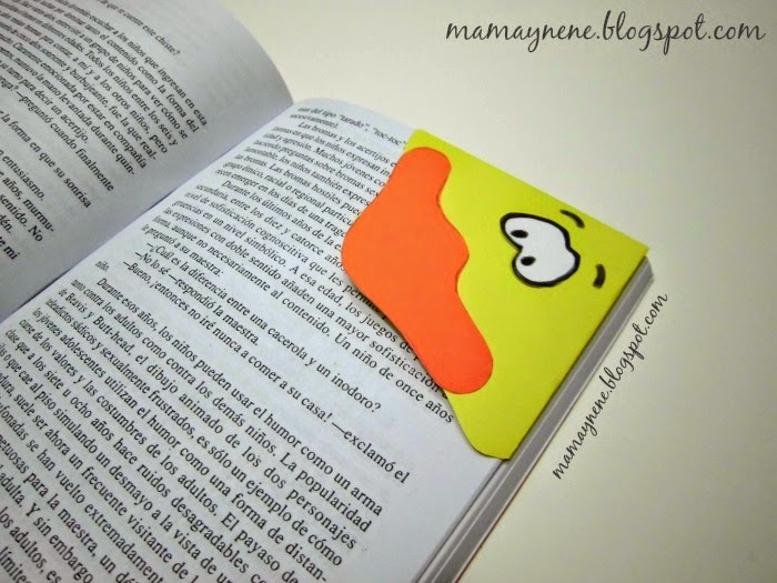 MARCAPAGINAS-BOOKMARK-DUCK-DIY-MAMAYNENE
