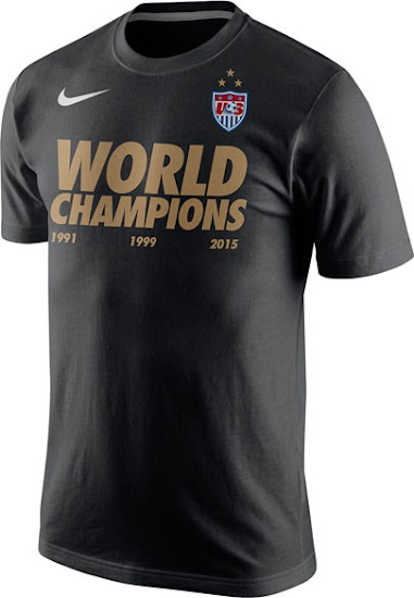 USA 2015 Women s World Cup Champions Shirts + Nike USA 3 Star Kit ... 87ab2889a3