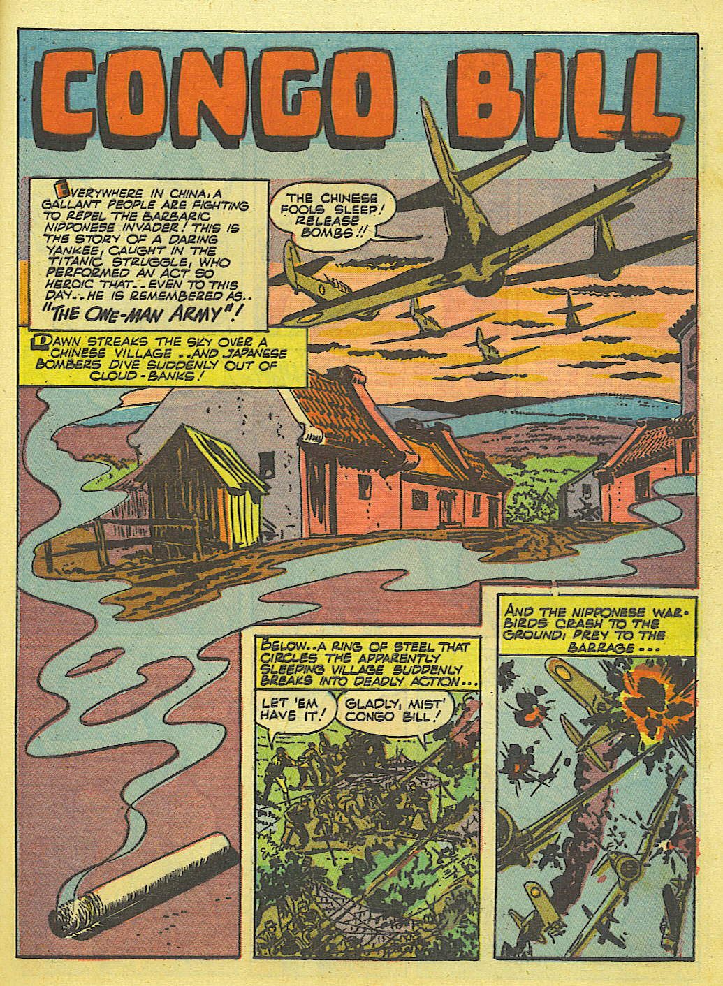Read online Action Comics (1938) comic -  Issue #52 - 49