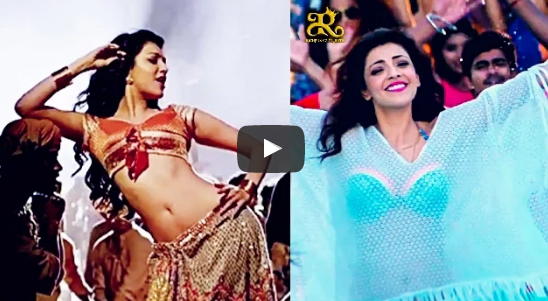 Kajal Agarwal New Hot Video