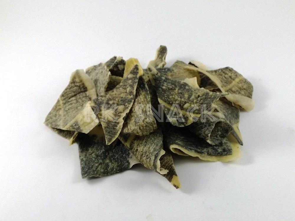 kerepek rumpai laut seaweed Resepi Kerepek Ubi Kayu Perisa Kari Enak dan Mudah