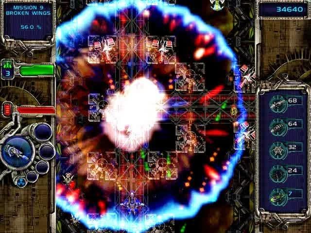 Download Game  Galaxy Alien Wars