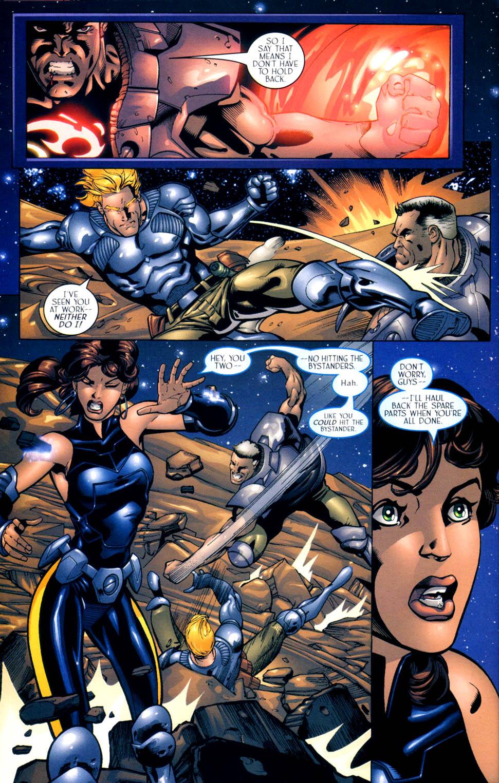 Read online Sigil (2000) comic -  Issue #10 - 18