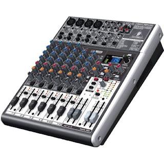 musical instruments behringer xenyx x1204usb 12 channel mixer. Black Bedroom Furniture Sets. Home Design Ideas