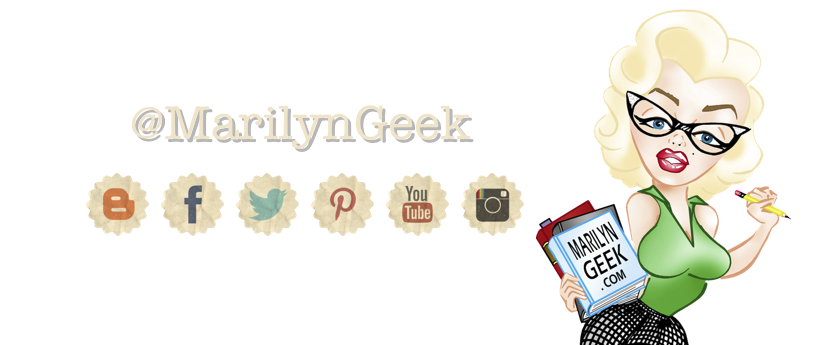 The MarilynGeek Blog