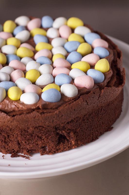 Nigella Easter Chocolate Cake