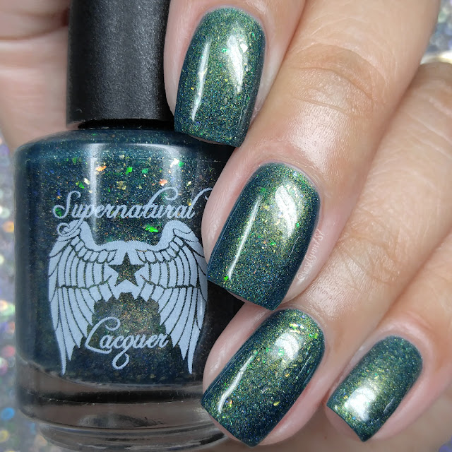 Supernatural Lacquer - Fabric of Space and Time