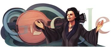 Amalia rodrigues:fado singer