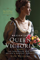 review: Becoming Queen Victoria by Kate Williams