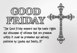 Happy Good Friday Greetings