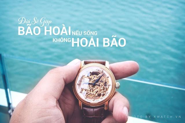 đồng hồ Ogival 18K