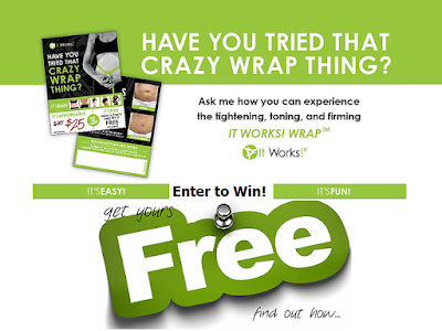 Enter to Win a FREE Body Wrap