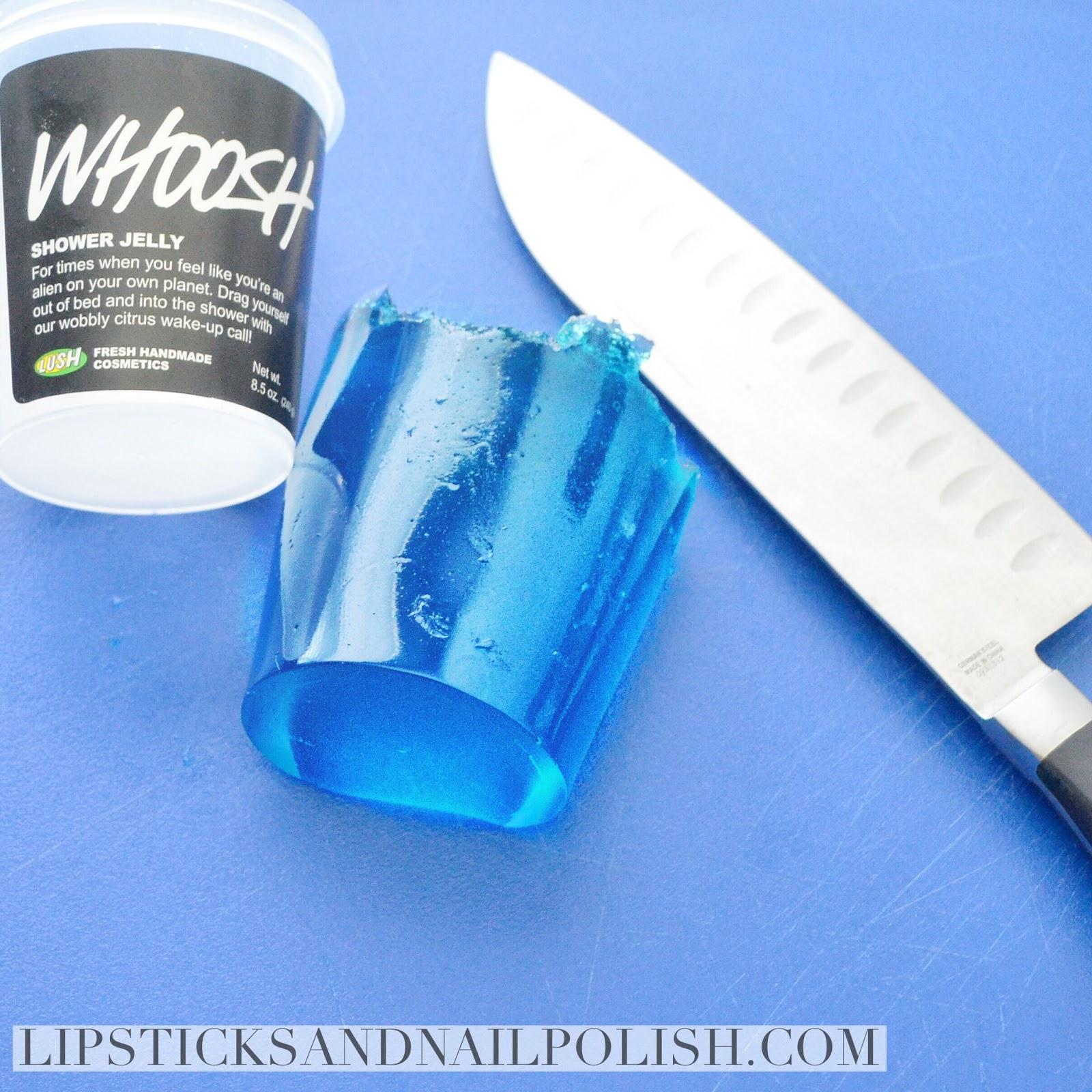 How To Fix This S Lush Shower Jellies Lipsticks Nail Polish