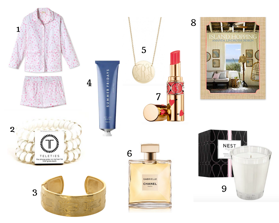 05553ff25a Valentines Day Gift Guide: For Her | La Ti Blog