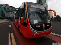 "Sering Terbakar, Bus Made in China ""Zhongtong"" Mendarat Di Jakarta LAGI, Ada Apa Ini?"