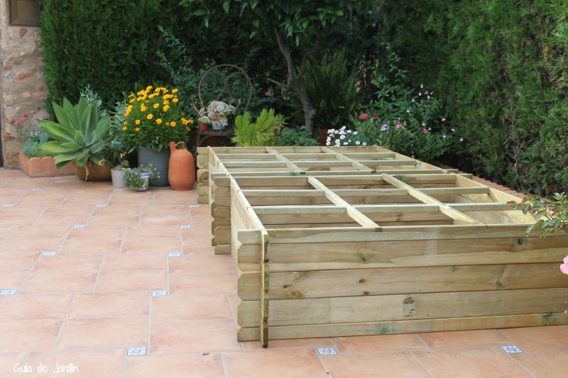 Preparando Un Nuevo Huerto En La Terraza Guia De Jardin
