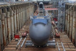 US Navy awards $5B to finish ballistic-missile sub design