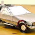 Here's How To Make A DeLorean Time Machine Out Of Pepsi Cans