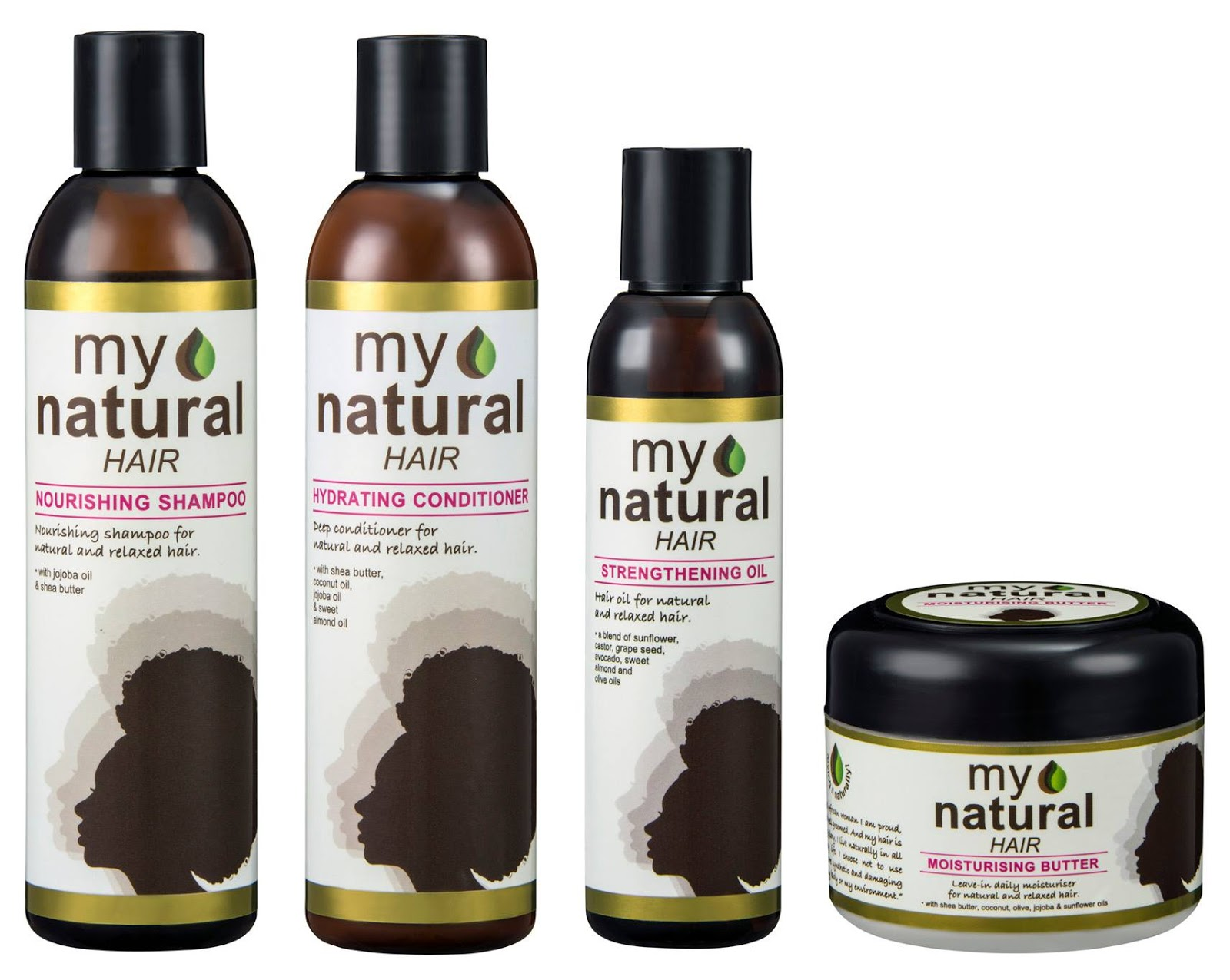 """Natural Hair Styling Tools: Review: Amy's Take On The """"My Natural Hair"""" Line"""