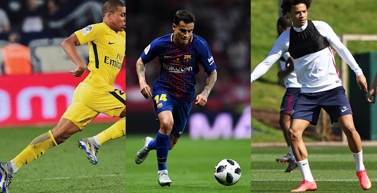 Autónomo Evaporar Honorable  Who Wears Which Boot and Why? Nike 1998, 2002, 2006, 2010 and 2014 Mercurial  360 Heritage 2018 Boots | On-Pitch - Footy Headlines