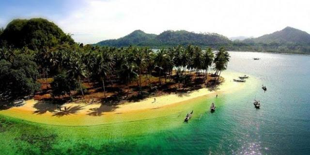 ini pulau pasumpahan yang keren abis