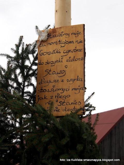 orawskie moje , stawianie moji , moj , tradycje regionalne , tradycje ludowe , kultura ludowa , ciekawostki , żerdzie z ozdobami , orawa , na orawie ,