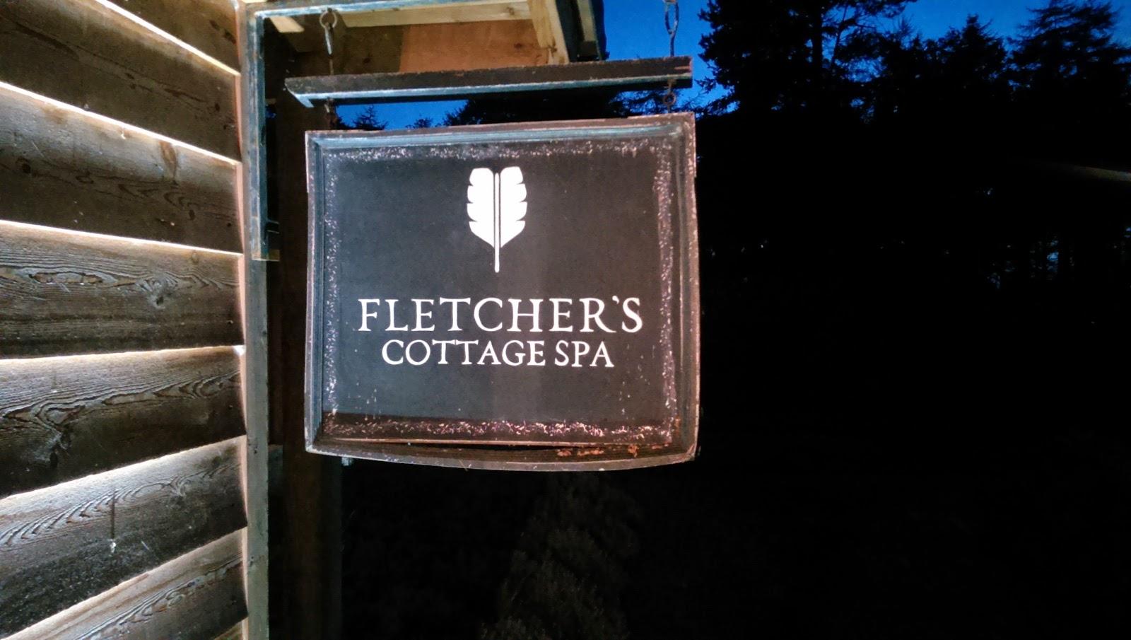 Fletcher's Cottage Spa at Archerfield House