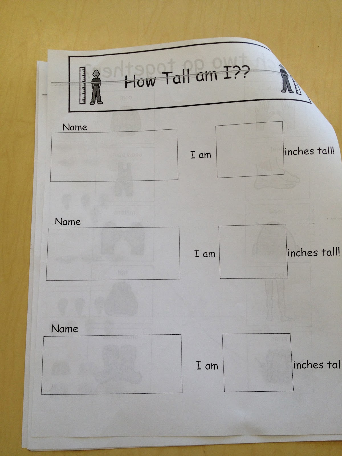 Autism Tank Classroom Tour Science