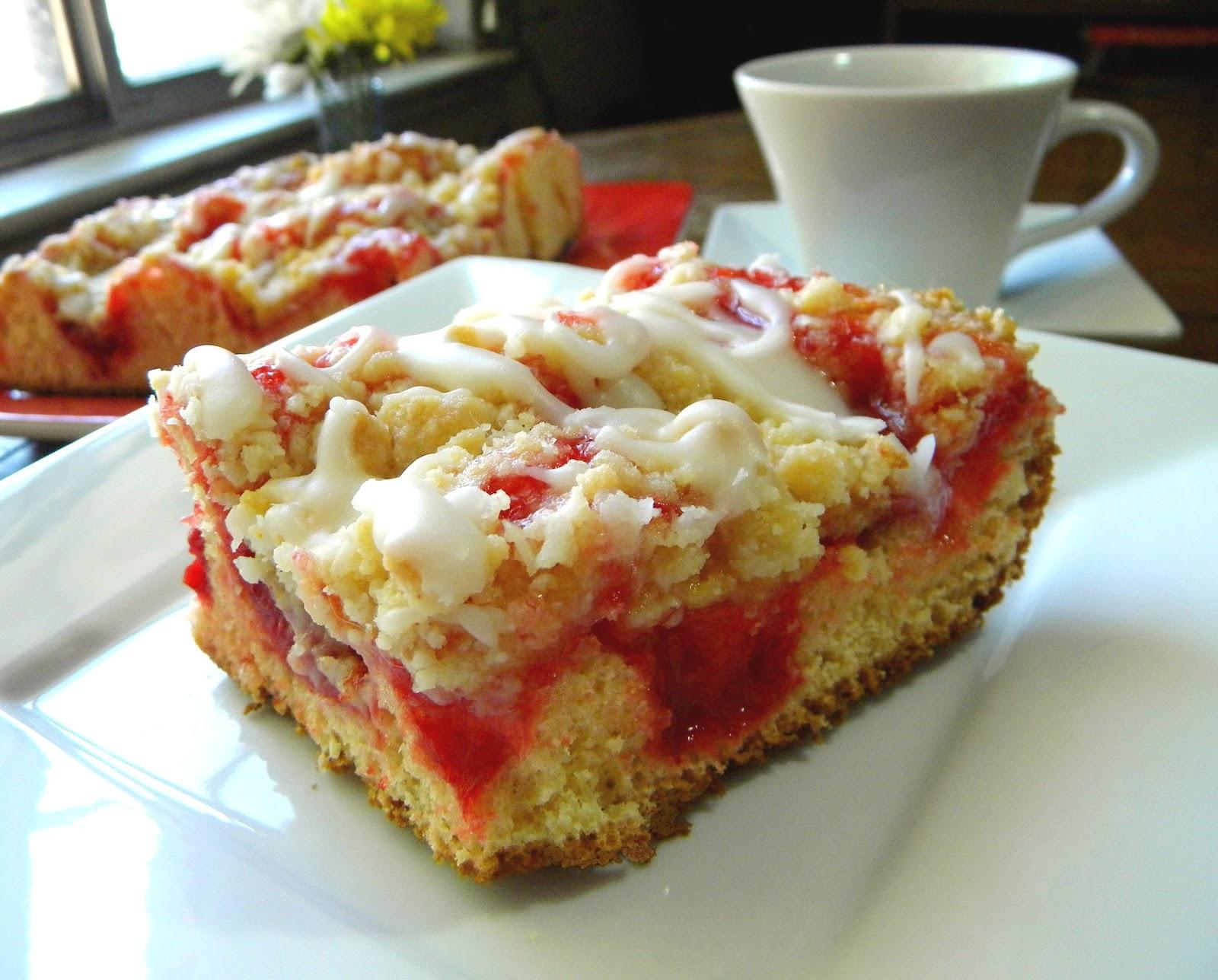 Bisquick Fresh Raspberry Coffee Cake