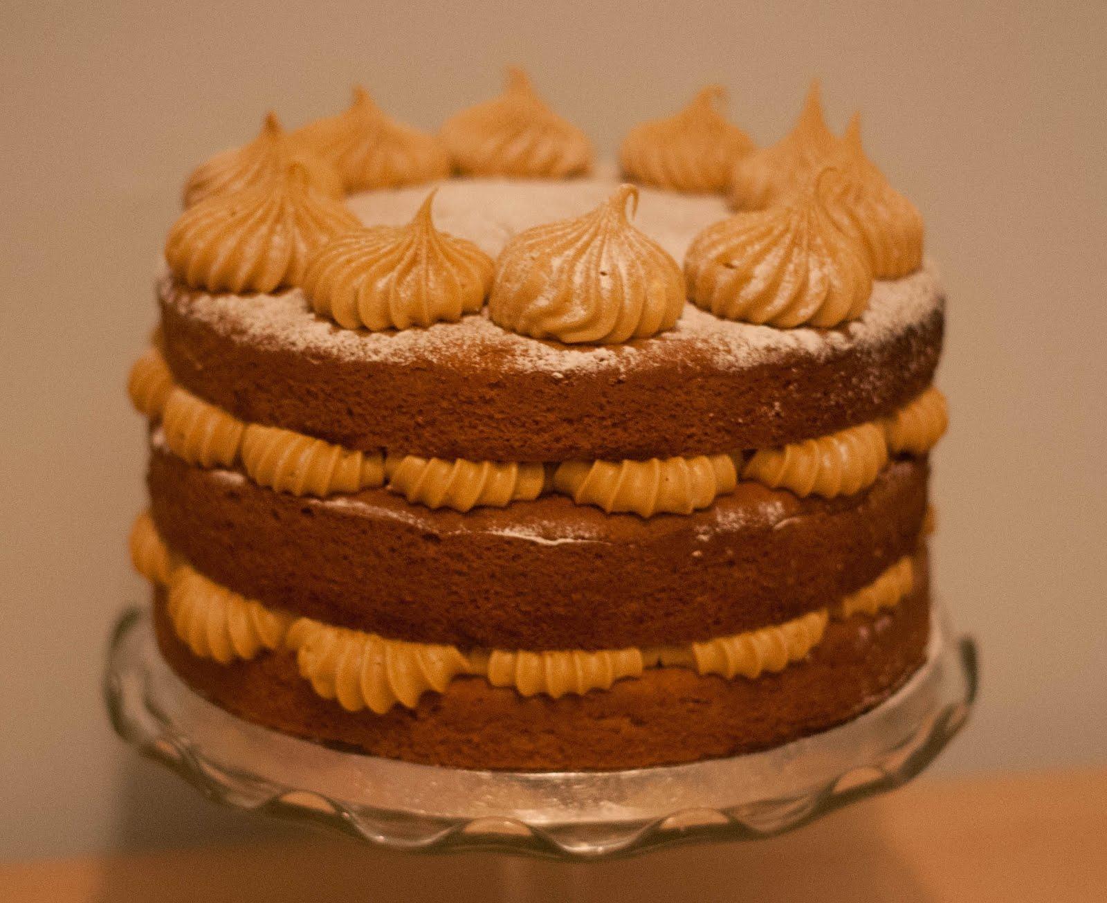 Vegan Cake Recipes Uk: A Spoonful Of Sugar: Speculoos Cake (vegan