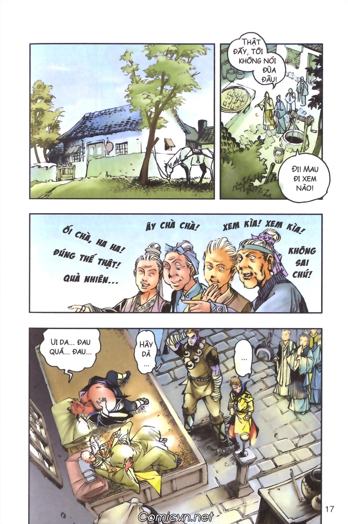 Tây Du Ký màu - Chapter 96 - Pic 15
