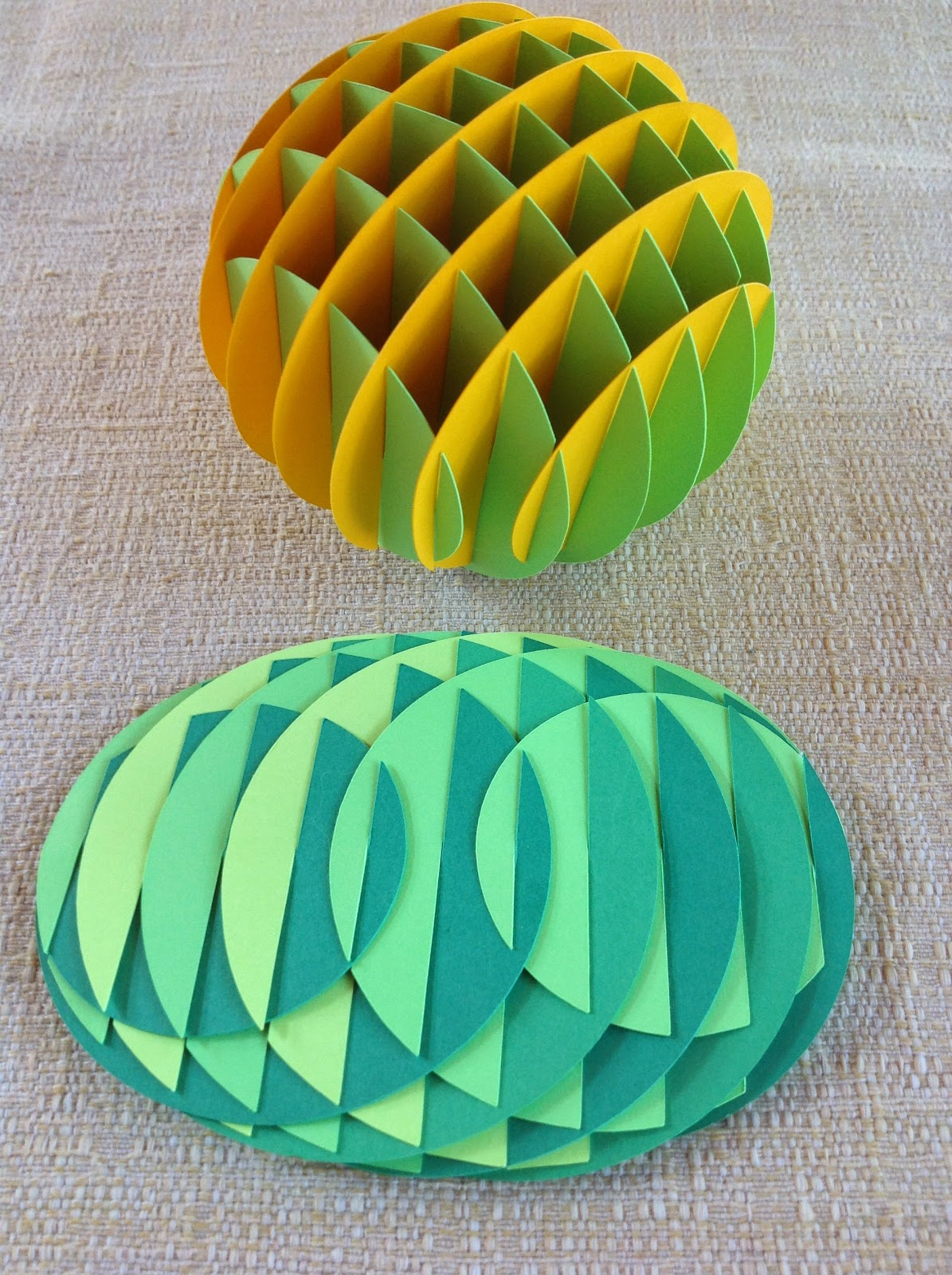 Origami sliceform and Origami - ThingLink - photo#41