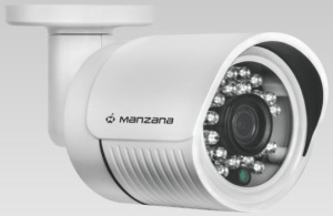 Manzana Extends Its Surveillance Range: Launches IP Dome and Bullet Cameras