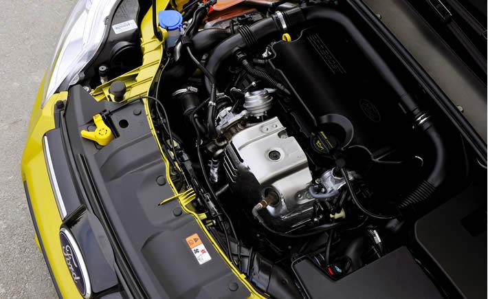 Ford tiene 275 patentes estadounidenses sobre EcoBoost, con otras 200 en trámite. (Foto: Ford Motor Company)